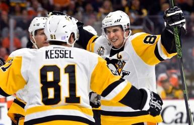 L'instinct de marqueur de Sidney Crosby