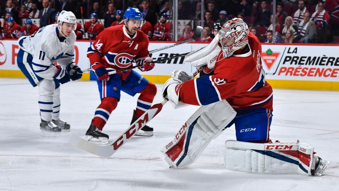 Carey price un troisi me d fenseur pour le canadien texte de charles f lix paquin sportlogiq - Image hockey canadien ...