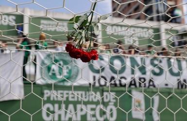 L'Atletico Nacional veut donner la coupe à Chapecoense