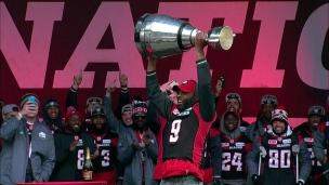 Ottawa fête ses champions