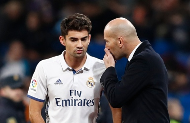 Première marquante pour Enzo Zidane