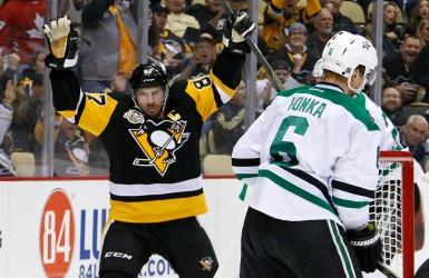 Sidney Crosby propulse encore les Penguins