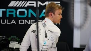 Rosberg annonce sa retraite de la F1