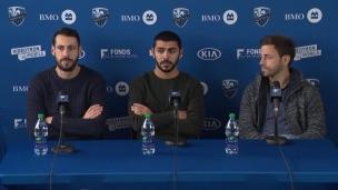 Bilan : Mancosu, Cabrera et Bernardello