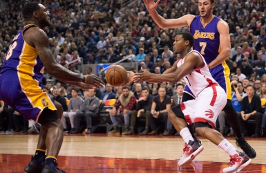 NBA : Kyle Lowry prend les choses en main