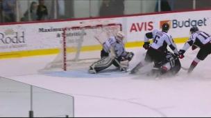 Huskies 2 - Islanders 3