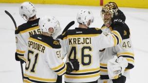 Bruins 2 - Sabres 1