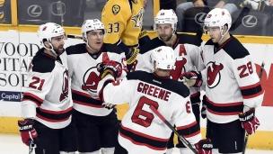 Devils 5 - Predators 4 (Prol.)