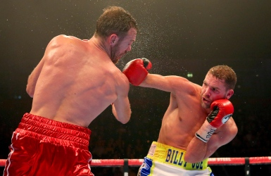 Billy Joe Saunders gagne sans lustre
