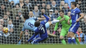 Manchester City 1 - Chelsea 3