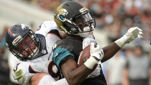 Broncos 20 - Jaguars 10