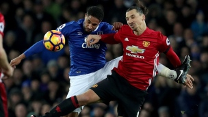 Everton 1 - Manchester United 1