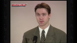 Il était une fois... Patrick Roy échangé à l'Avalanche