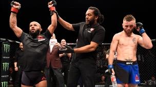 Chronique UFC : la finale de L'ultime combattant 24