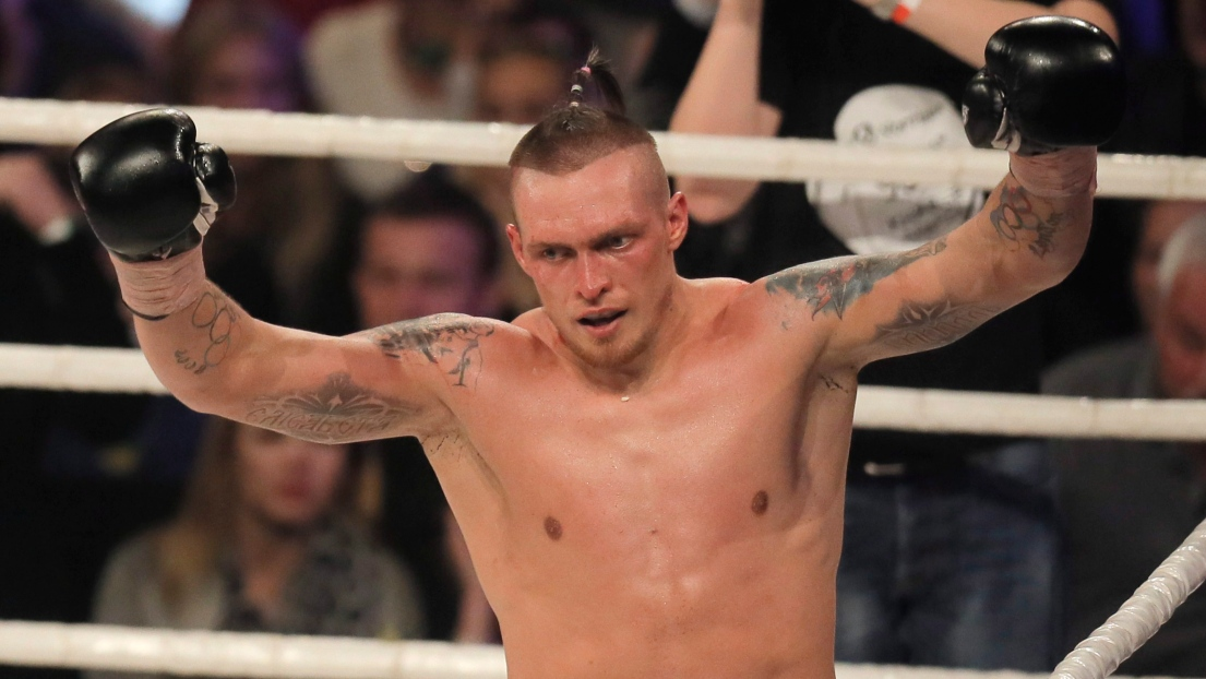 Oleksandr Usyk