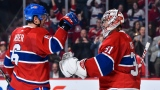 Shea Weber et Carey Price