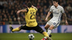 Real Madrid 2 - Dortmund 2