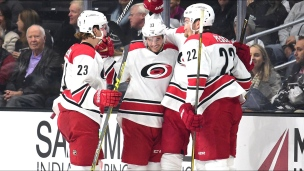 Hurricanes 3 - Kings 1