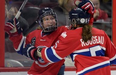 Les Canadiennes accèdent à la finale
