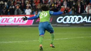 Román Torres, le héros des Sounders!