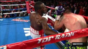 Terence Crawford conserve ses ceintures