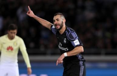 Karim Benzema avec le Real jusqu'en 2021