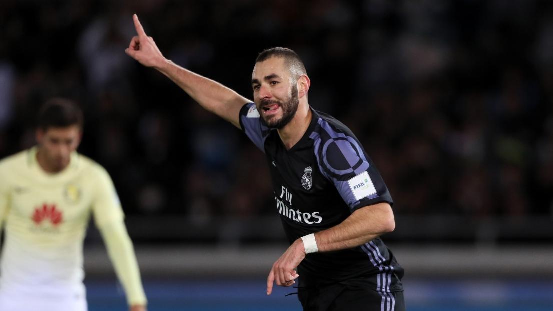 Le Real Madrid annonce la prolongation de Benzema (off.)
