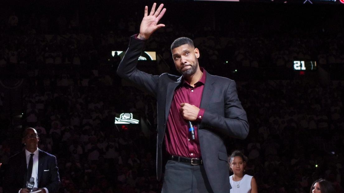 Tim Duncan devient assistant aux Spurs !