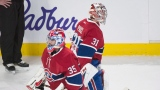 Al Montoya et Carey Price