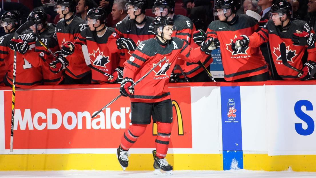 Un duel classique Canada-Russie pour débuter le tournoi Image