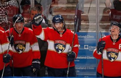 De l'intérêt pour Jaromir Jagr dans la KHL