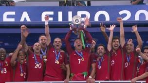 Top-5 : Soccer en 2016