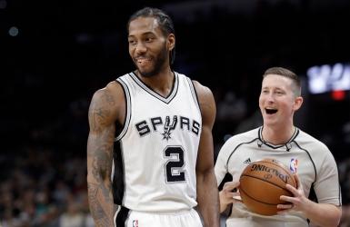 NBA : Kawhi Leonard pourrait revenir mardi