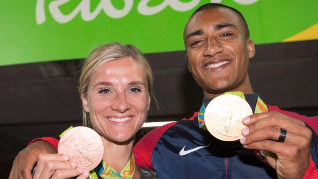 Ashton Eaton, double champion olympique de décathlon, prend sa retraite — Athlétisme