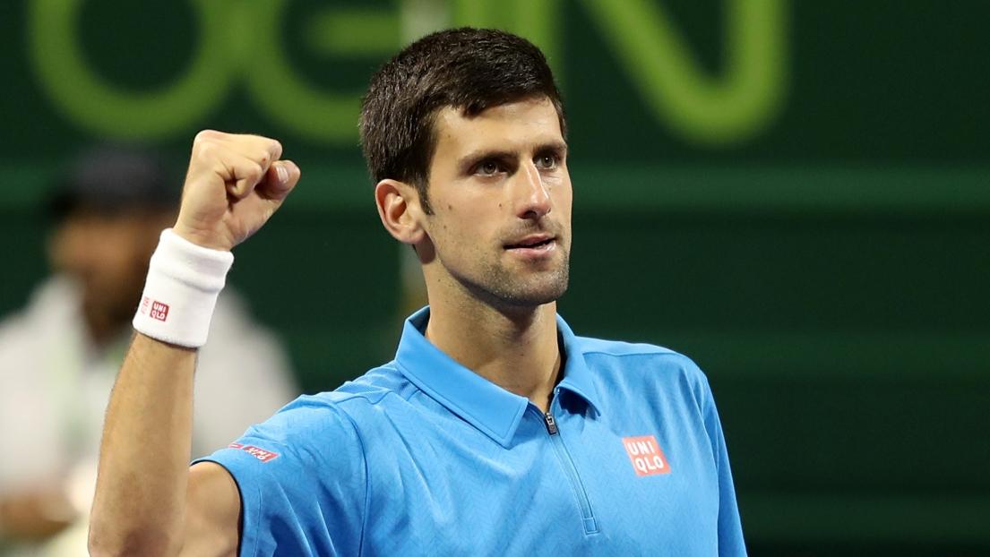 Djokovic frôle l'élimination contre Verdasco puis se hisse en finale à Doha
