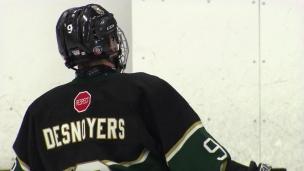 Elliot Desnoyers : Un début de saison peu ordinaire à 14 ans