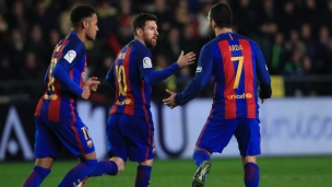 Villarreal 1 - FC Barcelone 1