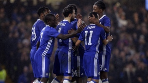 Chelsea 4 - Peterborough 1