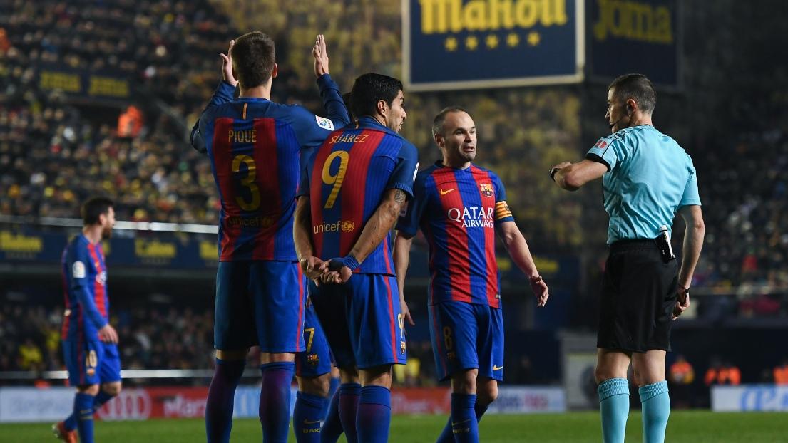 FC Barcelone: Streaming Villarreal