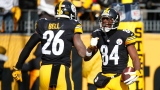 Le'Veon Bell et Antonio Brown