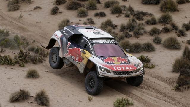 Loeb reprend la tête au classement général