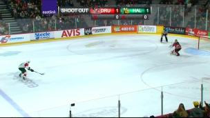 Voltigeurs 1 - Mooseheads 2 (Fus.)