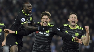Leicester 0 - Chelsea 3