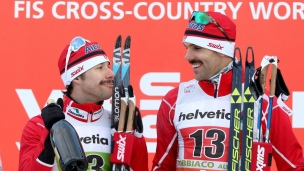 Alex Harvey et Len Valjas remportent l'or