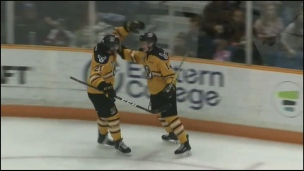 Screaming Eagles 7 - Sea Dogs 6