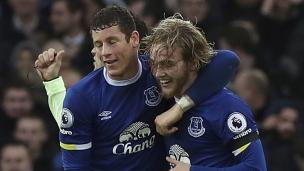 Everton 4 - Manchester City 0