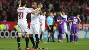 FC Séville 2 - Real Madrid 1