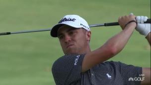 Du golf de haut niveau pour Justin Thomas