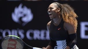 Serena se défait de Bencic
