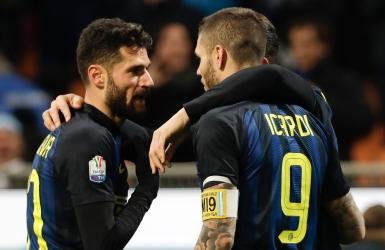 Coupe d'Italie : L'Inter Milan en quarts